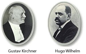 Кирхер и Вильгельм
